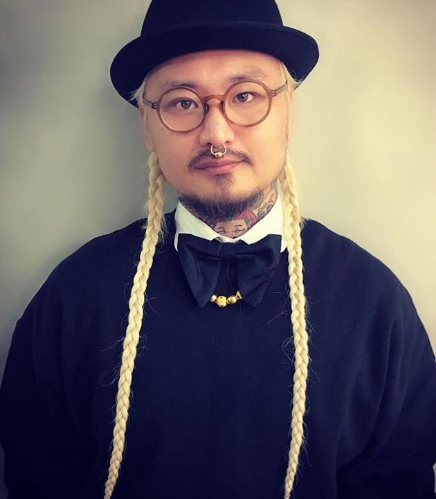 カンタロウ シンガポール LIM 美容師