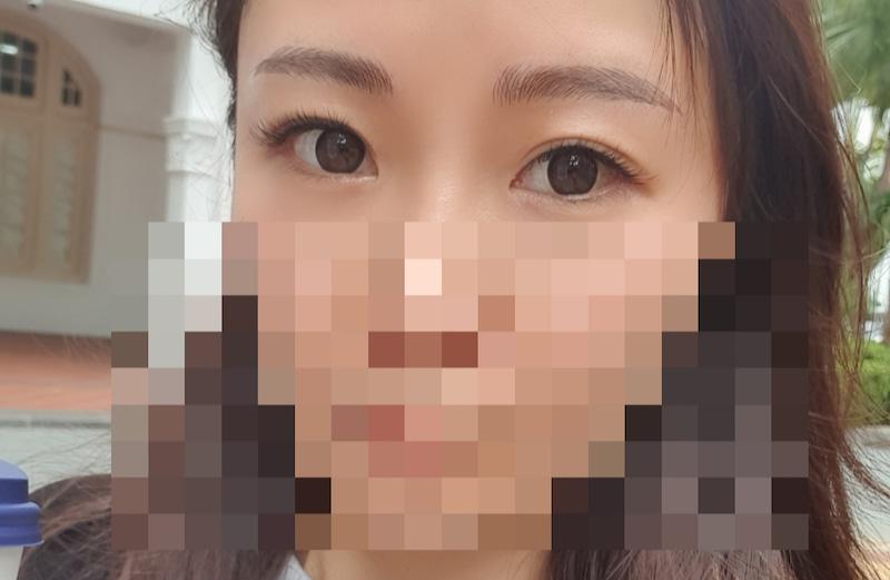 シンガポールアートメイク MAGIC LASH 眉毛 3