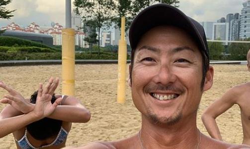シンガポールビーチバレー 、一緒にレッスンしませんか。