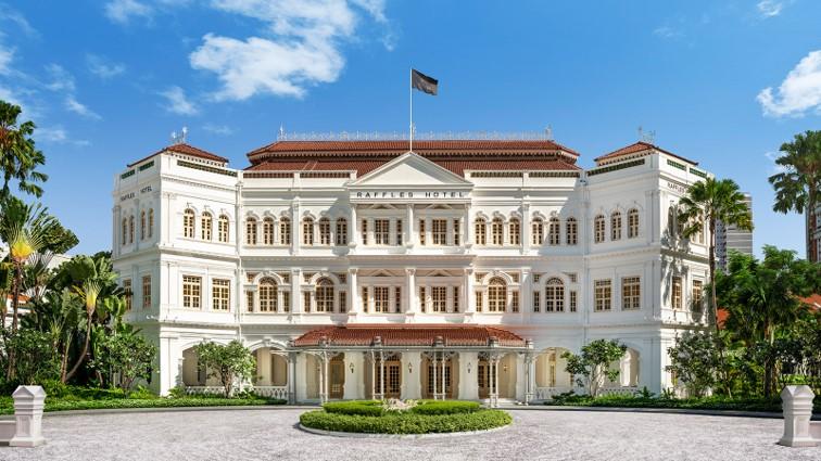 シンガポールラッフルズホテル シンガポール ラッフルズブティック