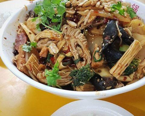 シンガポール麻辣 香鍋