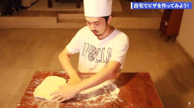 シンガポール おばら Youtube LUKA ピザ
