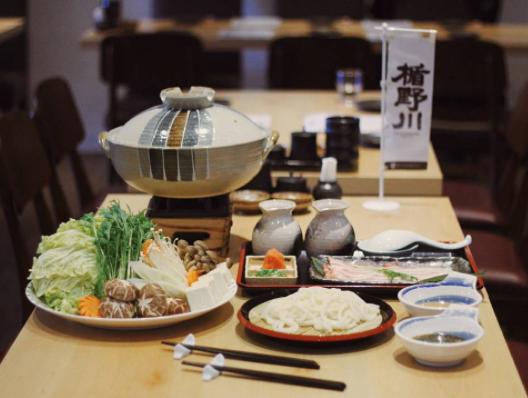 老舗日本料理屋「のびろ」