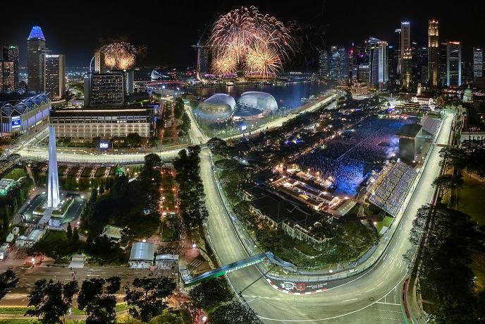 シンガポールF1グランプリ 2019