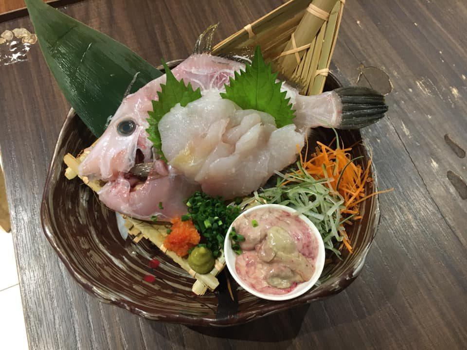 シンガポール魚王魚王 メニュー
