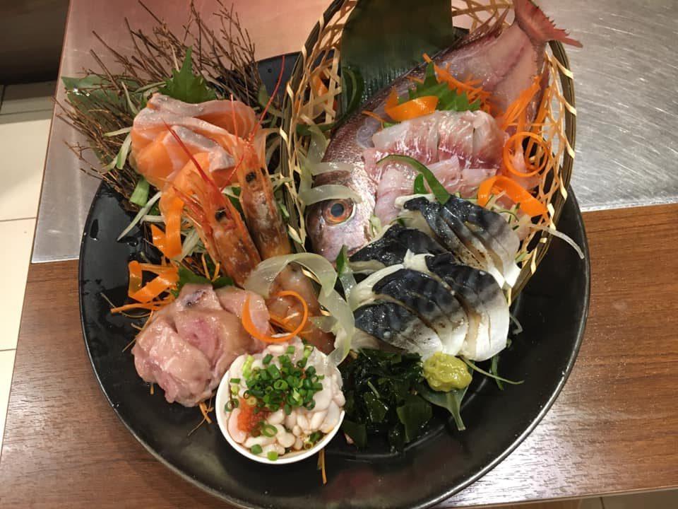 シンガポール魚王魚王 盛り合わせ