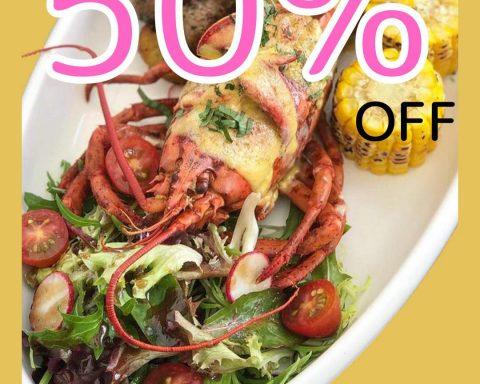 シンガポール Fremantle Seafood Market