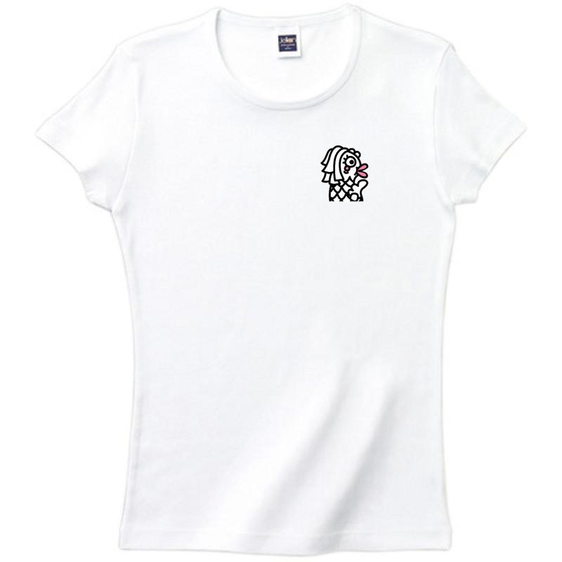 マーライオンシャツ