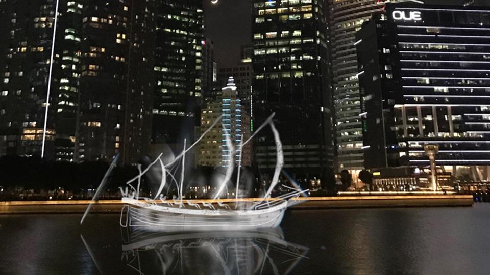 ilight シンガポール