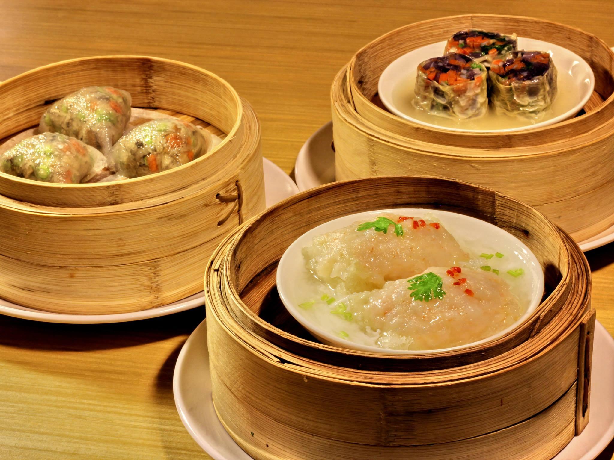 本格シュウマイ中華料理の数々「Tim Ho Wan」