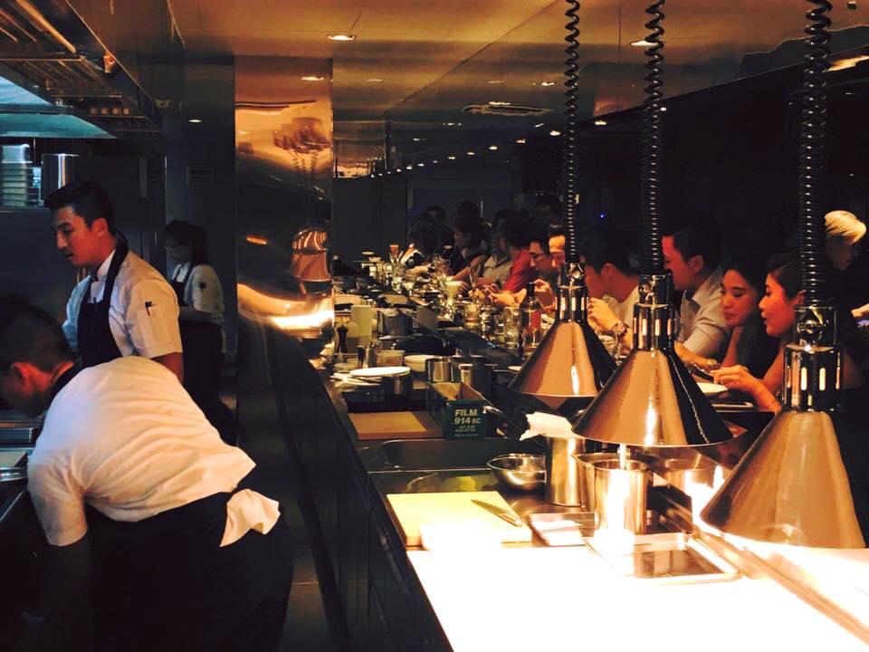フランス料理とアジア料理の融合「Meta Restaurant」