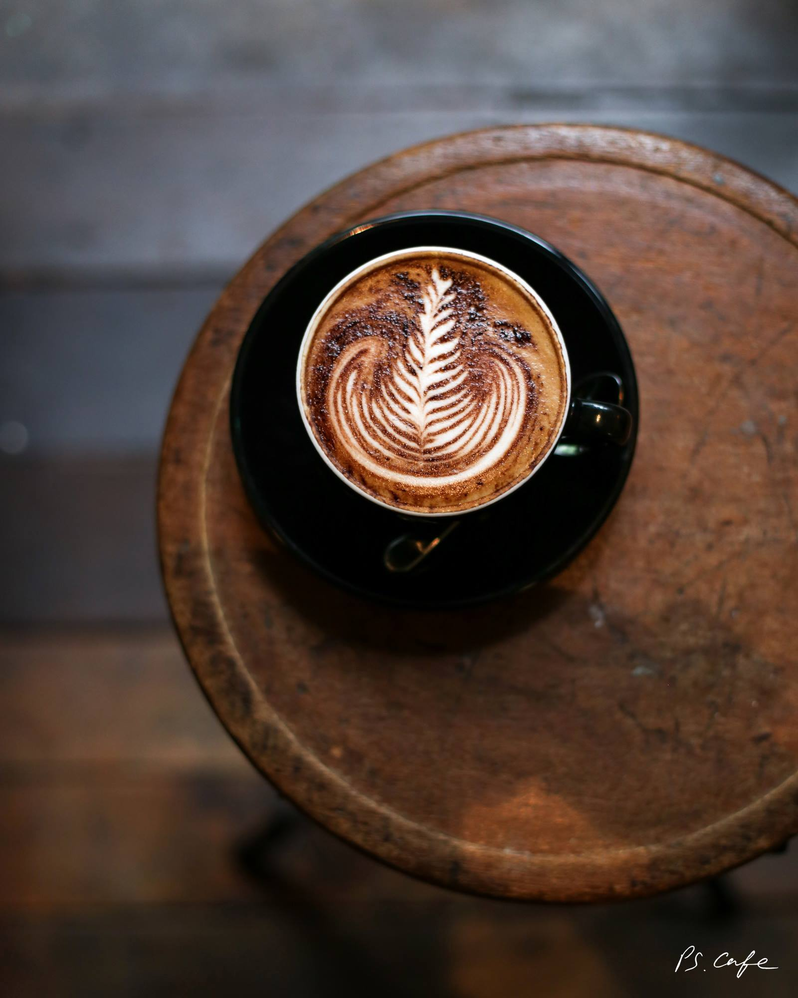 オシャレカフェといえばここ!「PS. Café」