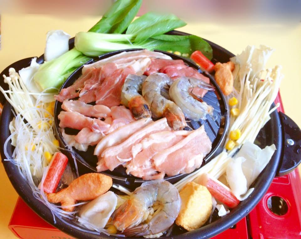 韓国風焼肉レストラン「Siam Square Mookata」