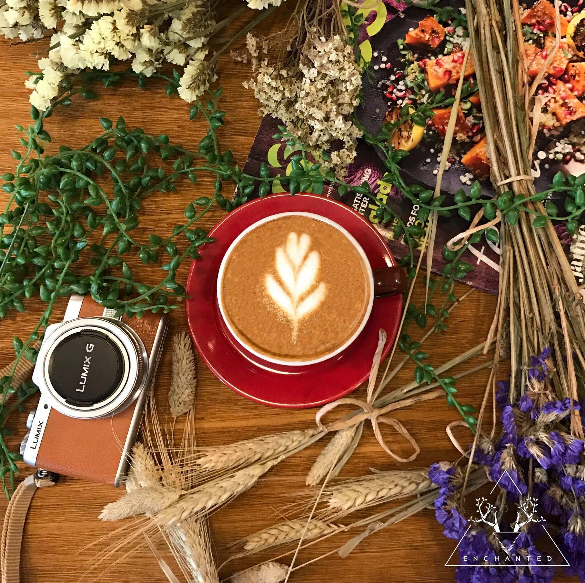 おとぎ話をテーマにしたカフェ「ENCHANTED CAFE」の再現度が高すぎる件。