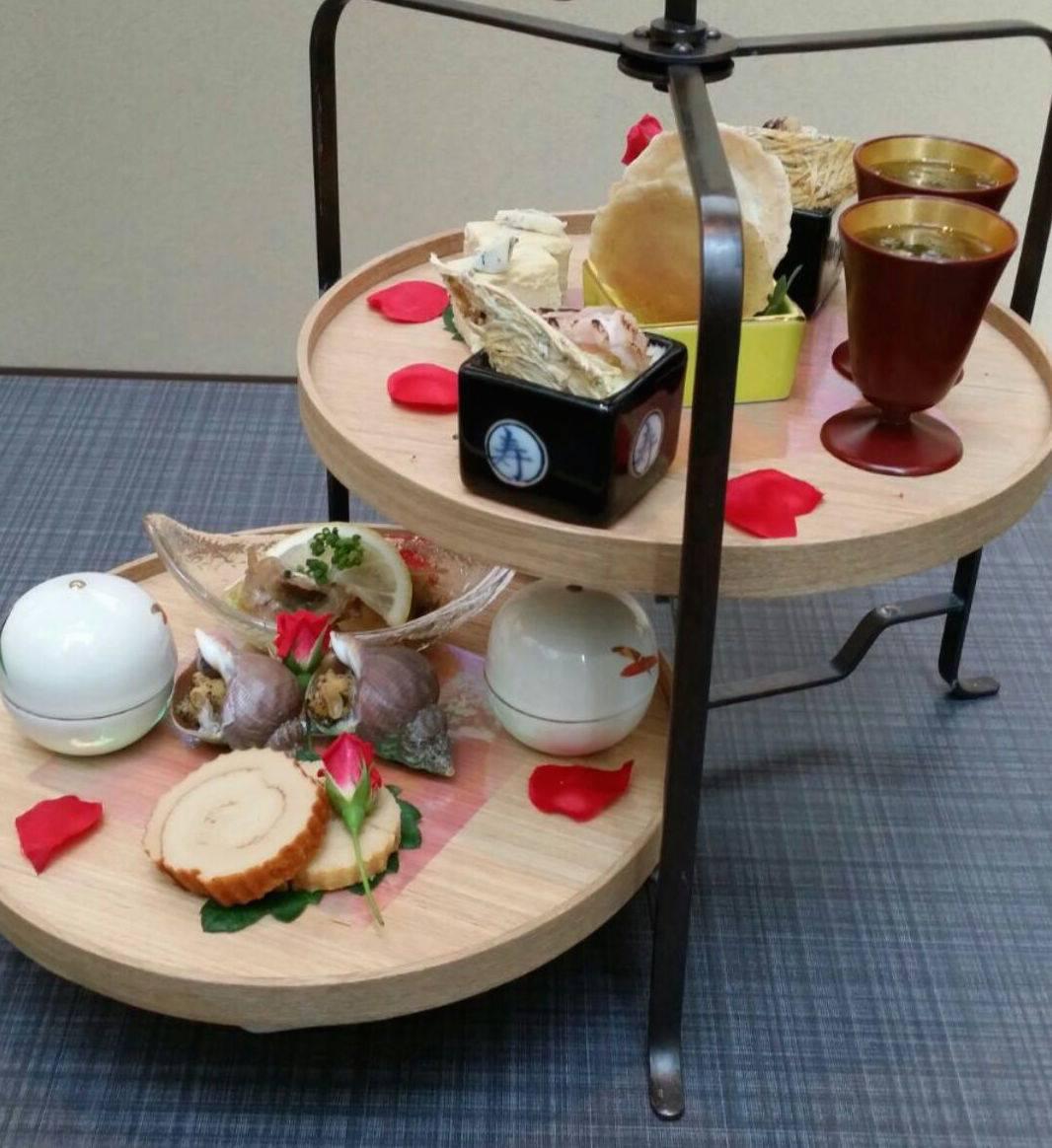 日本の食文化へのこだわり「柳~Ryu's~」