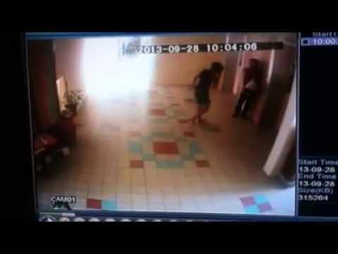 近所の女性に18分間もの間暴行を加えた女、更生訓練5年半!
