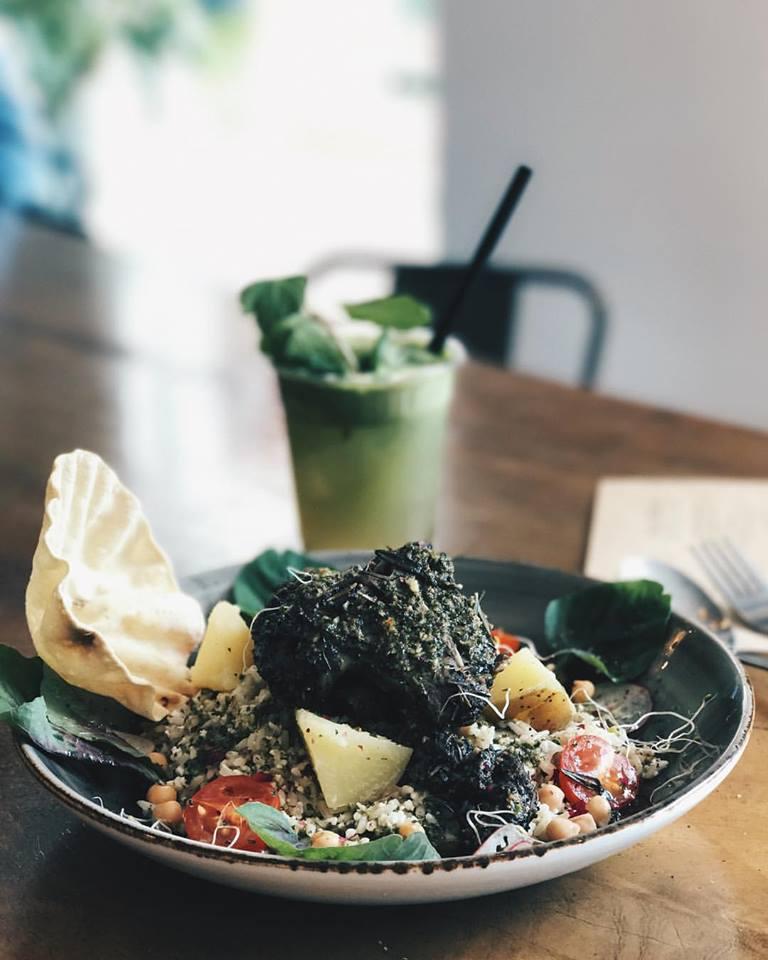 食べるだけで健康になれる?ヘルシーカフェ「Santap」