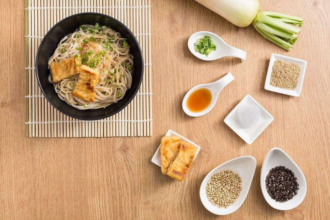 シンガポールお蕎麦 | 粋