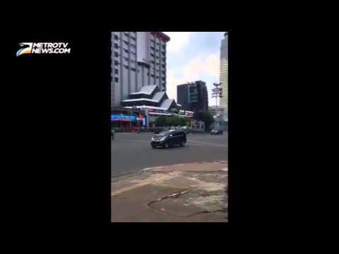 2016年ジャカルタテロ事件の動画集