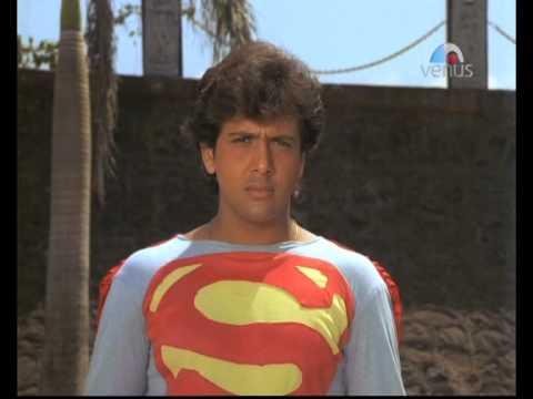 インドのスーパーマンとスパイダーウーマンは仲良しなのである