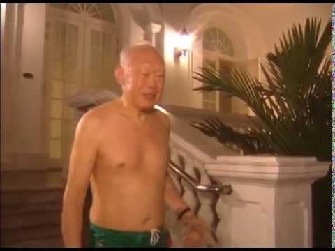 リー・クアンユー様のハイライト集
