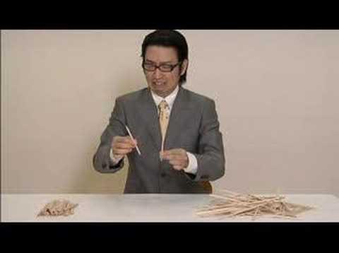 日本の形 ー お箸