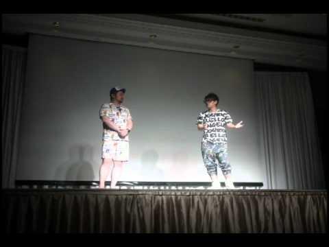ハローアジアタイランド、宮川大輔とケンドーコバヤシ公演