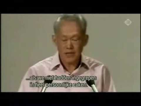 【シンガポール首相】 リークアンユーはやっぱ偉大