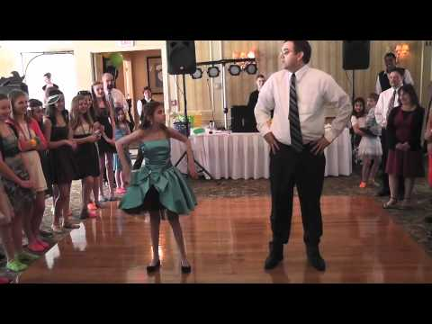 父と娘のバースデーダンス