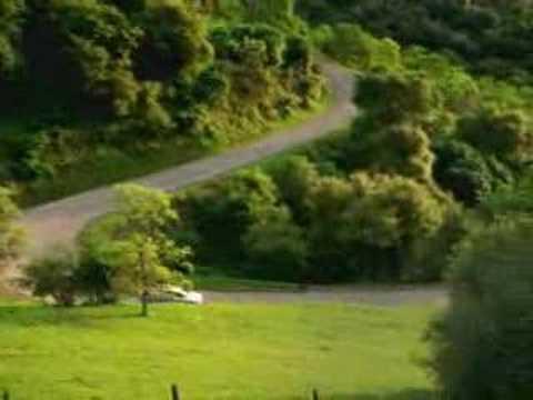 車ぐにゃぐにゃと走る。びっくり動画注意