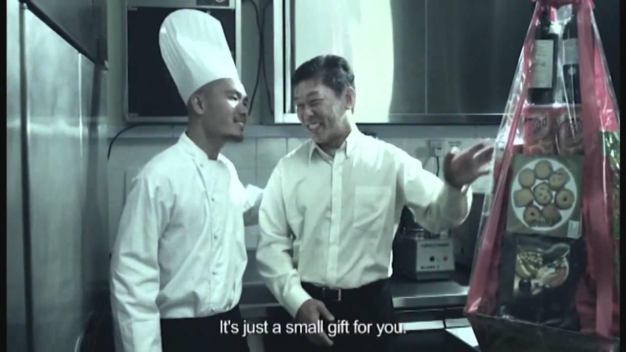 シンガポール汚職調査局(CPIB)の公共広告