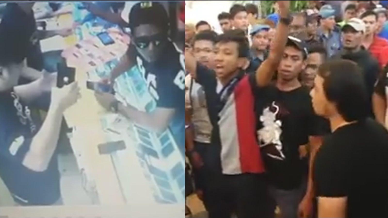 KLマレーシアの街がちょっと一時停止になった事件。マレーシアOPPO暴動