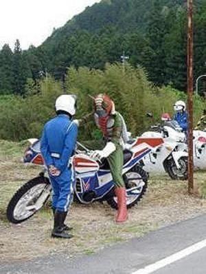 """交通安全上のネック。""""バイク、危険運転、高齢者"""""""