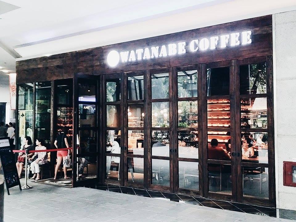 シンガポール渡邊珈琲店(スコッツ伊勢丹)