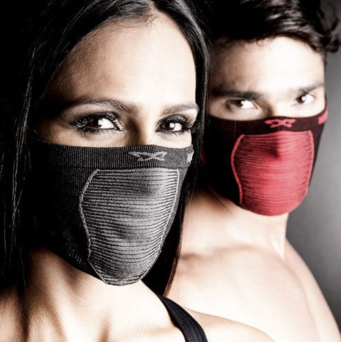Naroo Sports Mask Might Be Cool During Haze