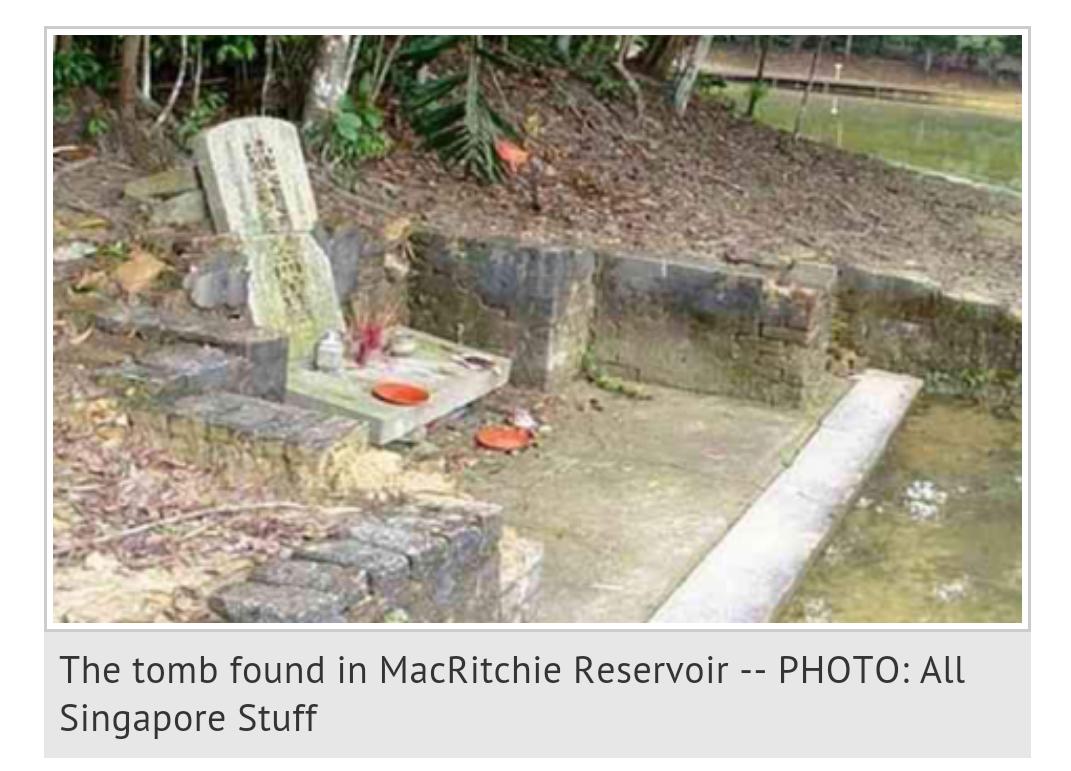 シンガポール引き裂かれた2人… ジョギングで有名なあの場所で
