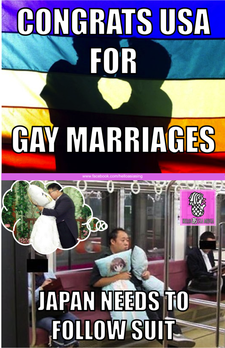 Legalize 2D Marriages in Singapore / Japan, any chance?
