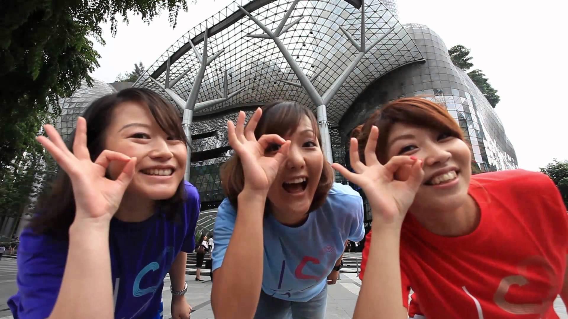 シンガポール57年会楽しそう!