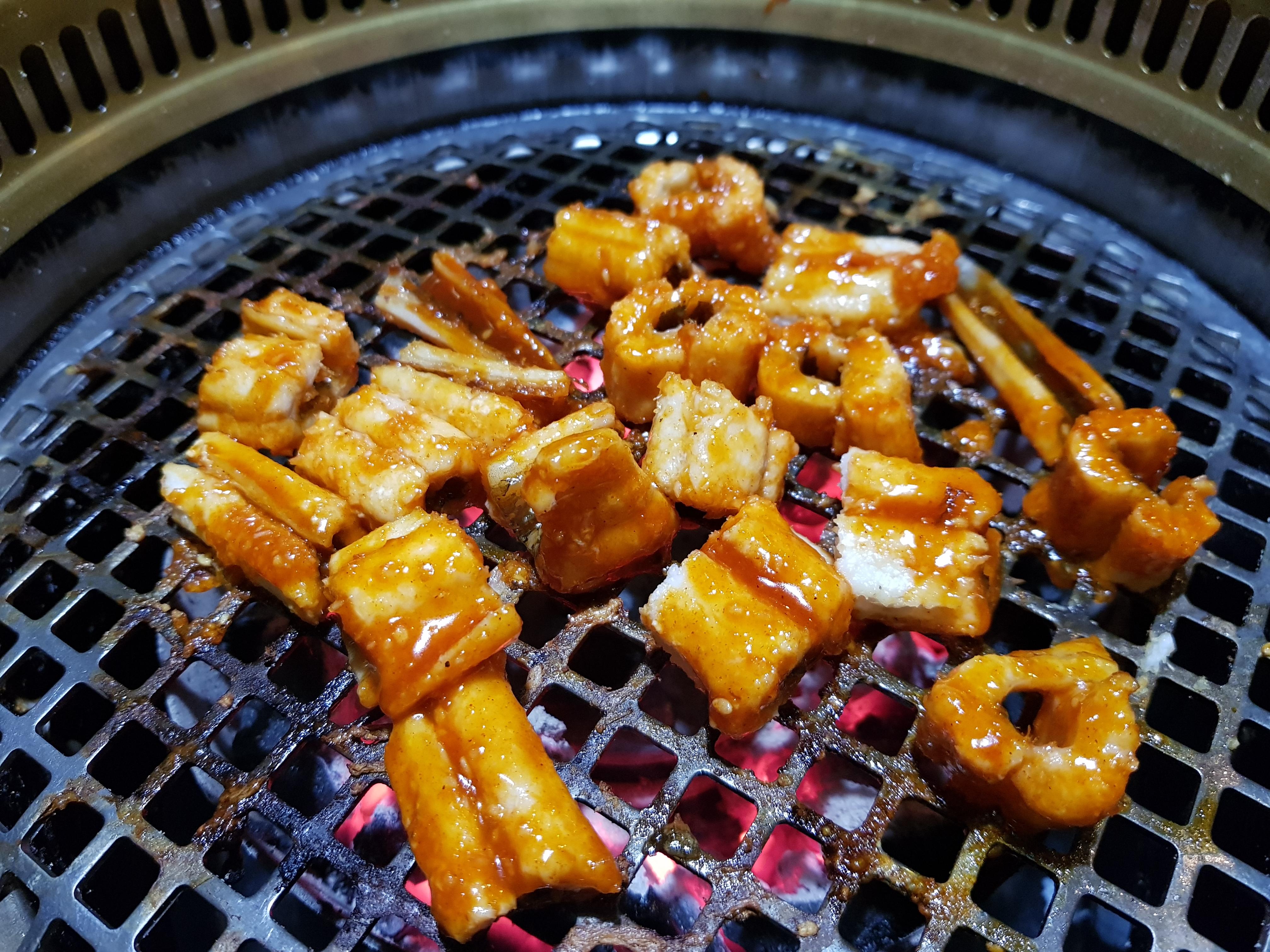 うなぎBBQ!?韓国焼肉専門店「Bukang」11周年記念プロモーション中!