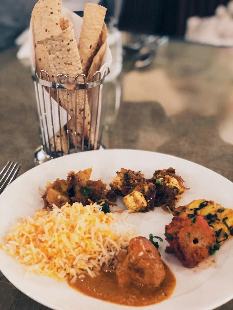 シンガポール北インド料理 口コミ