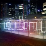 【期間限定】iLight シンガポール とは 1月28日~2月24日まで、マリーナーベイ周辺に「光」をテーマーしたナイトフェスティバルです。
