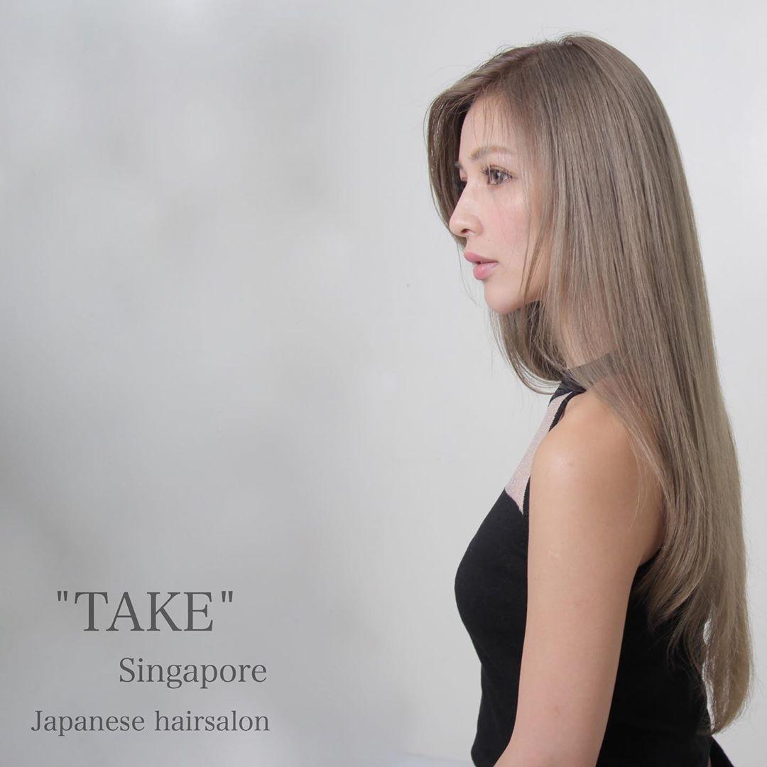 シンガポール美容室 TAKE