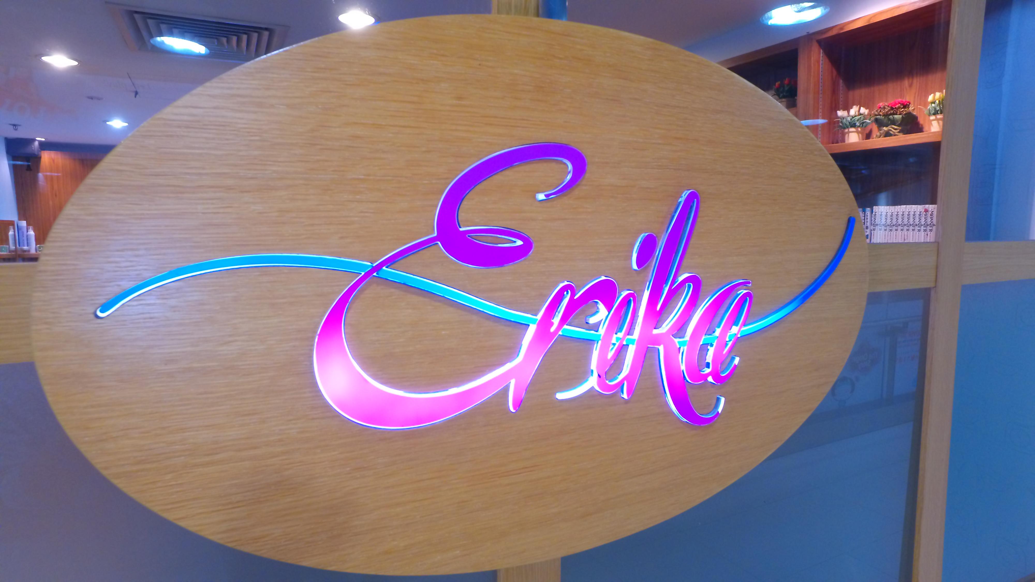 リャンコートの老舗日系美容室 シンガポールERIKA BEAUTY STUDIO