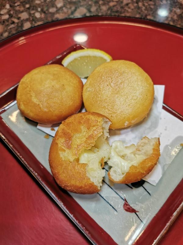 Dosukoi Sake Bar Jagamochi Cheese
