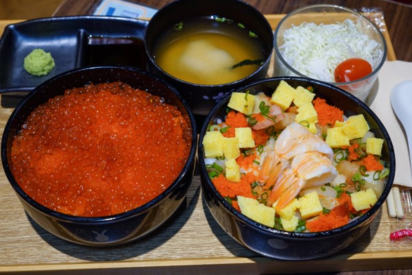 Every Havelock Japanese cafe Ikura Don Bara Chirashi singapore
