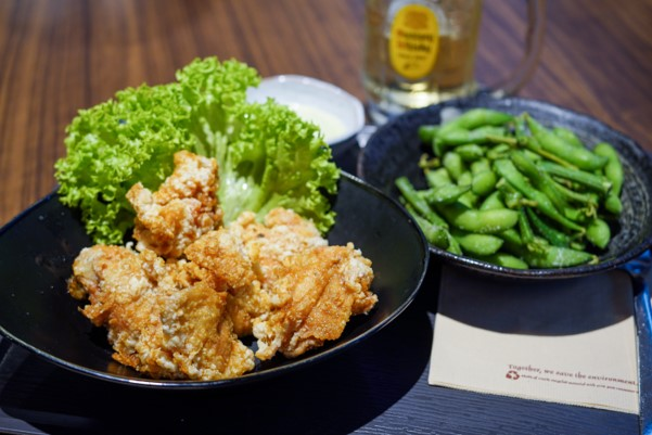 Every Havelock Japanese cafe karaage singapore