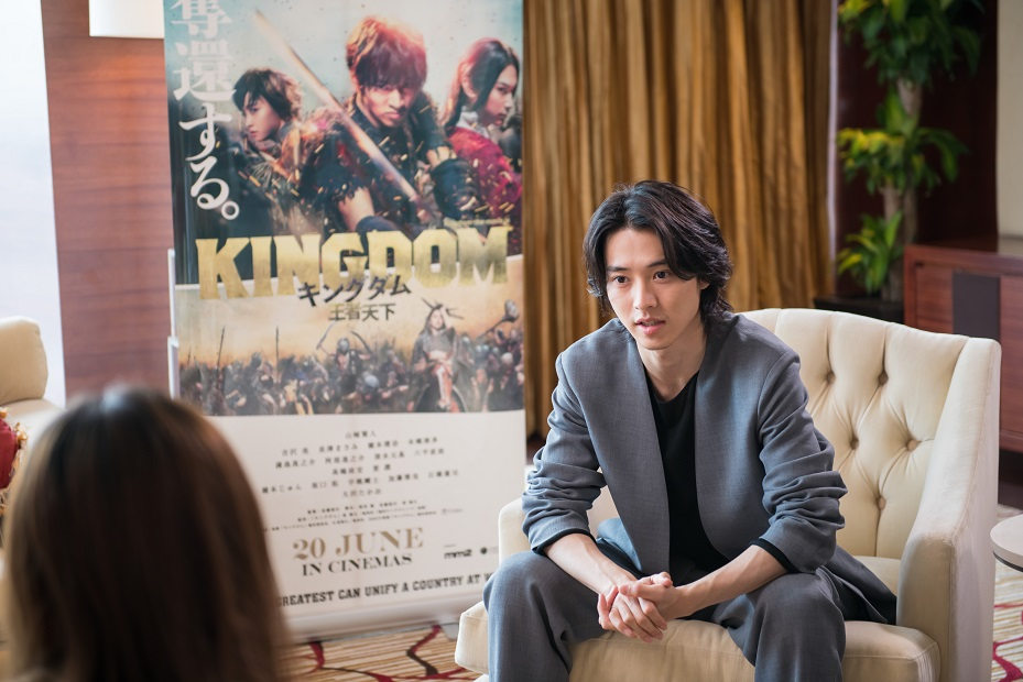 キングダム シンガポール 映画