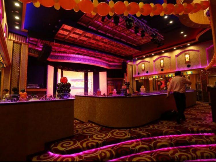 シンガポールKTV パレス9ステージ ハローアジア