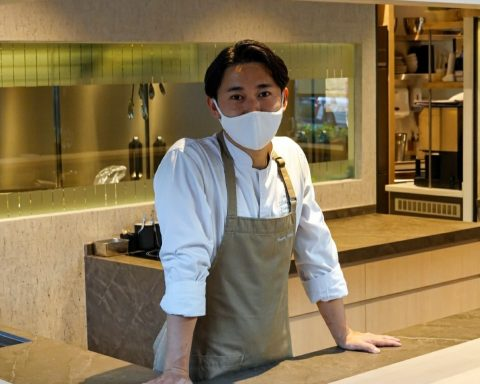 Omakase Stevens Kubota Shunsuke Singapore