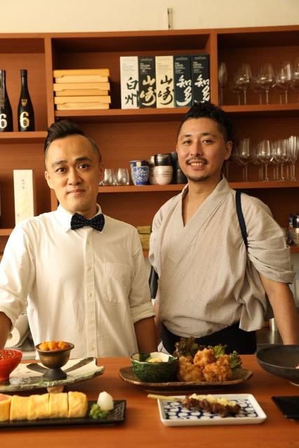 Rockon Tokyo Chefs Miyoshi Sekine